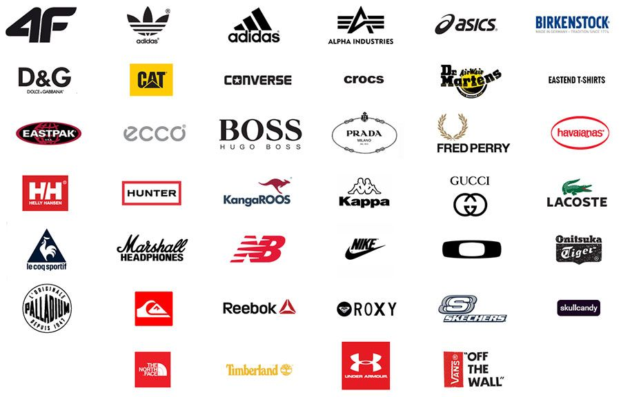 znane marki