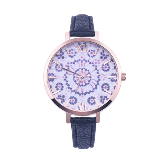 Floral Bayan Watch