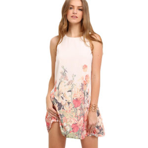 Sleeveless Flower