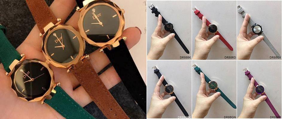 markowe zegarki na ukrytej aukcji