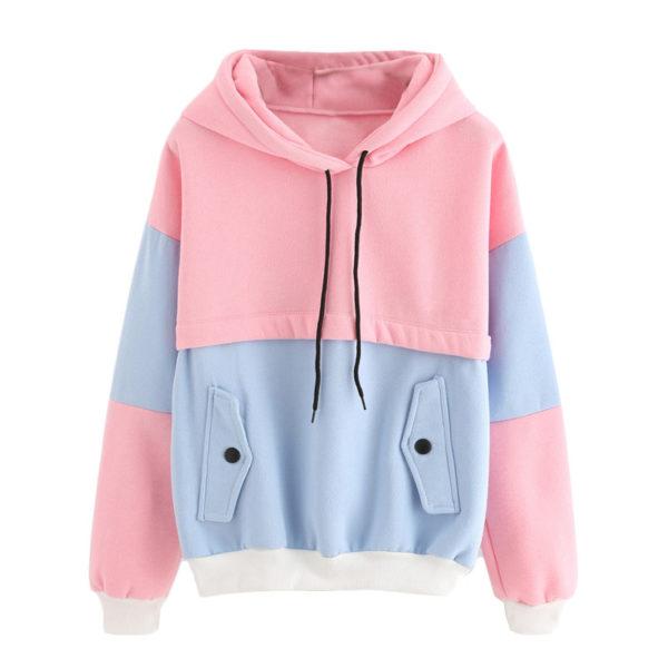 Bluza Pink & Blue