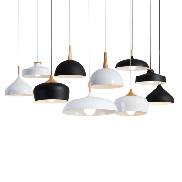 Wisząca lampa LED Vintage
