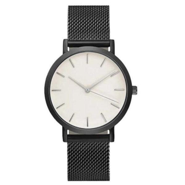 Zegarek Minimal Black