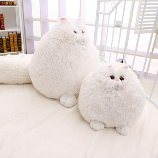 Pluszowy kot perski