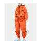 Pomarańczowy dres Cargo