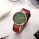 elegancki minimalistyczny zegarek
