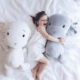 duża przytulanka dla dziecka