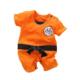 ubranie dragon ball dla dziecka roczek